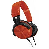 PHILIPS DJ Monitor Style Headphones [SHL 3000RD/00] - Red - Headphone Portable